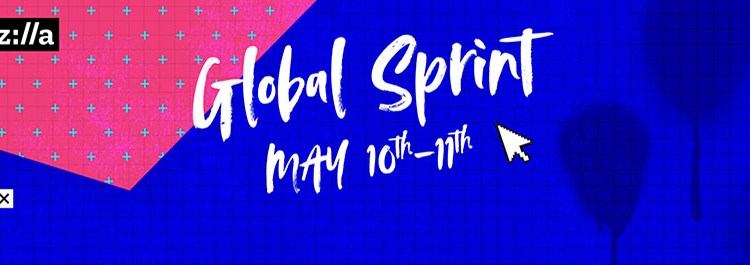 Mozilla Global Sprint banner