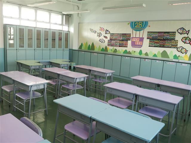 校舍設備 - 聖公會聖匠小學