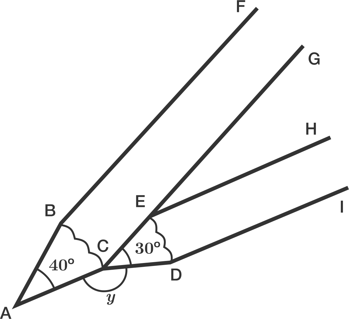 Angles and Lines: Level 2 Challenges Practice Problems
