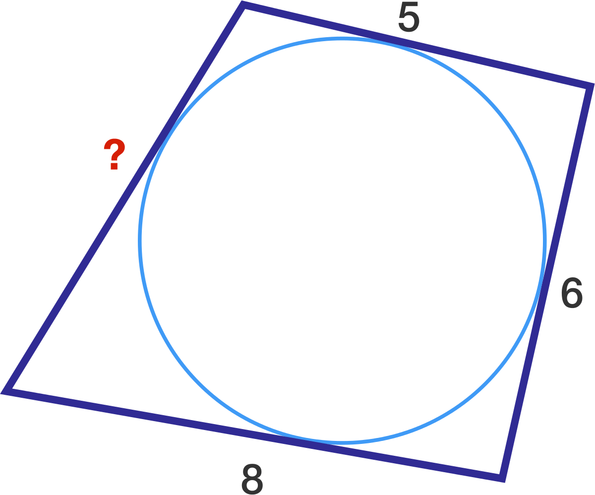 Tangent And Secant Lines Level 2 Challenges Practice