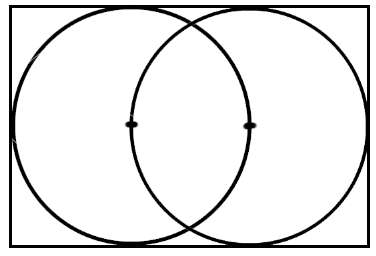 Geometry Problem on Circles Problem Solving: Two Congruent