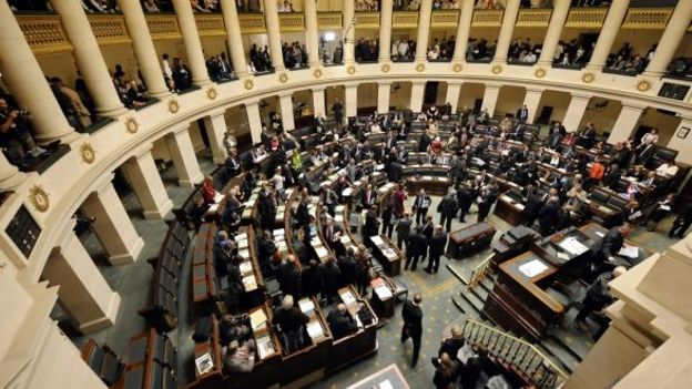 Parlement belge