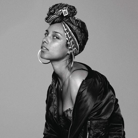 Une Alicia Keys dansante et inattendue sur son nouveau single  - Tous droits réservés ©