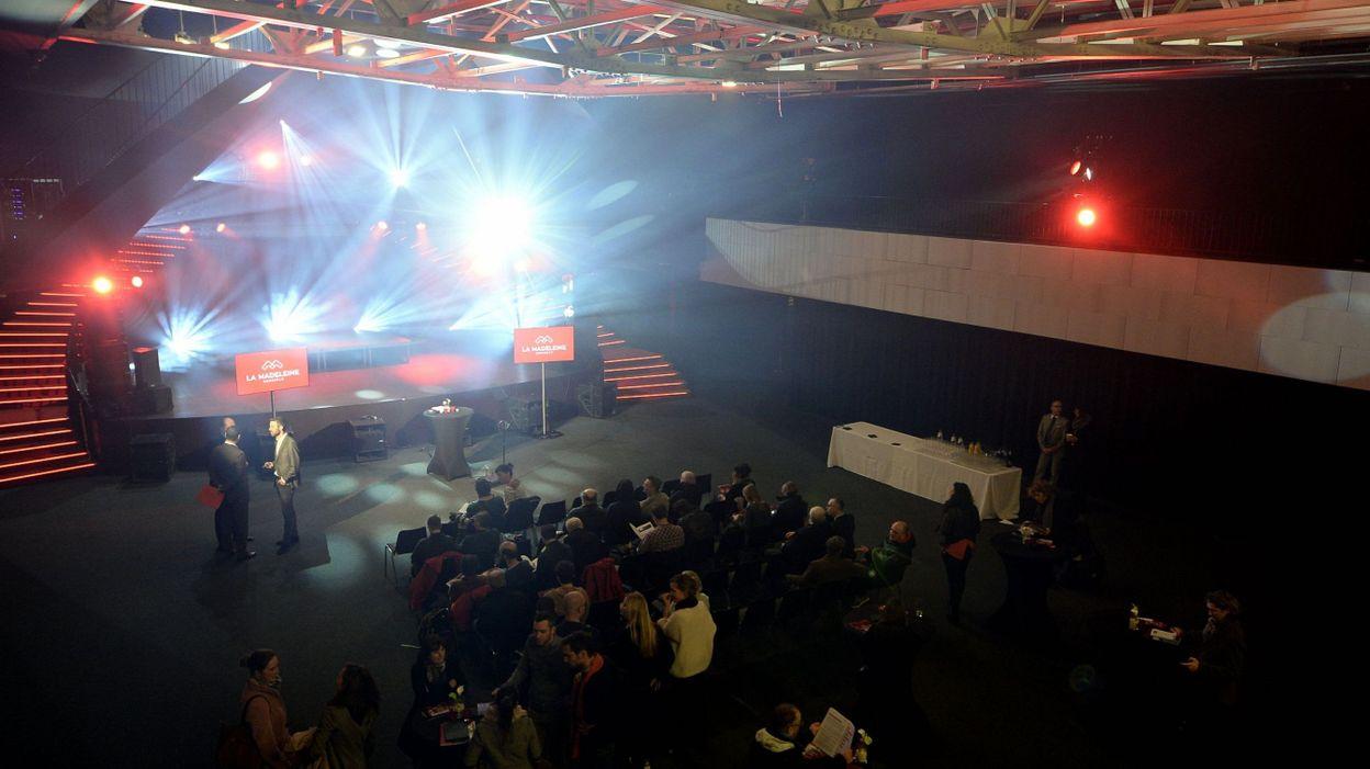 Bruxelles la Madeleine se dote dune nouvelle salle de concert