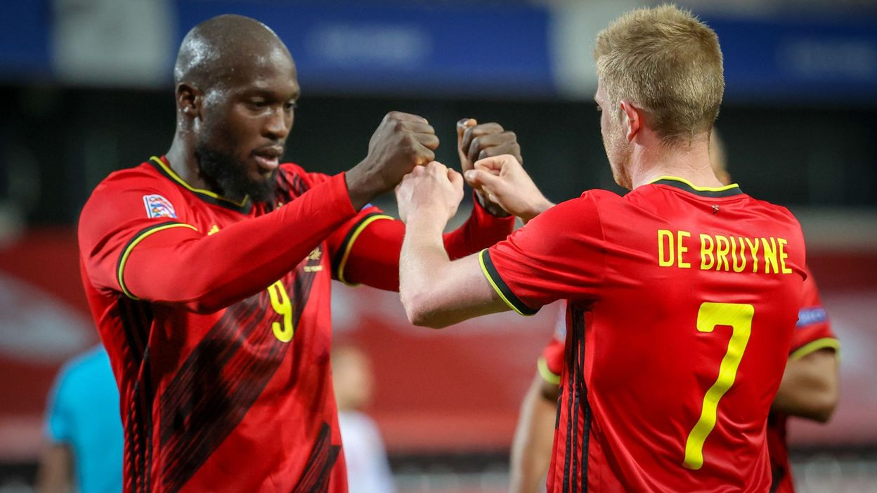 Romelu Lukaku and Kevin De Bruyne nominated for UEFA 2020 Team, Thibaut  Courtois missing from list