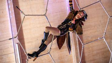 "Répétition du spectacle 'To Bee Queen"""