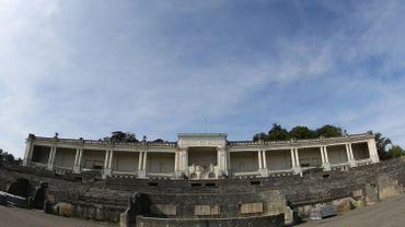 Il faudrait 10 millions d'euros pour restaurer le Stade des jeux sur la Citadelle de Namur