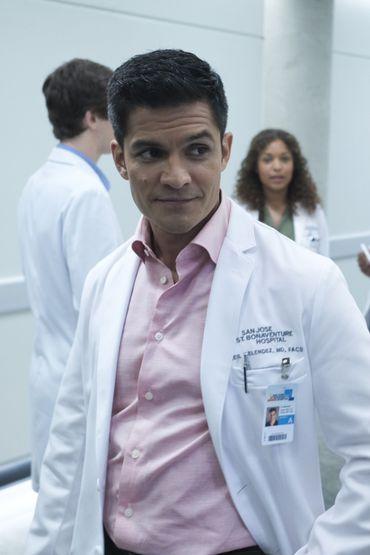Acteur De Good Doctor : acteur, doctor, Faites, Connaissance, Personnages,