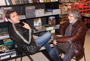 Enrico Marini et Jacques Schraûwen