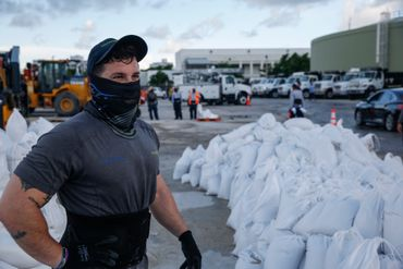 Miami Beach prepares for the rising waters