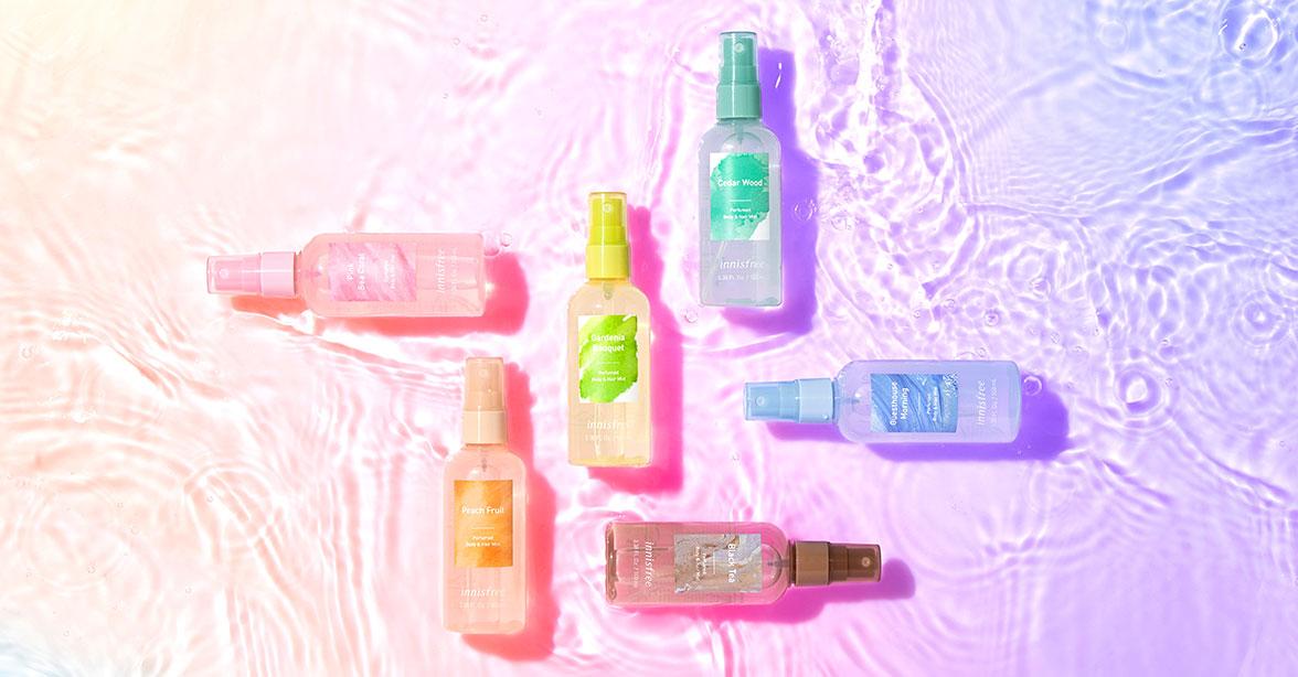 半糖女孩, 香水, 髮香噴霧, 淡香水, 香氛, 噴霧, 織物噴霧, 韓國香氛