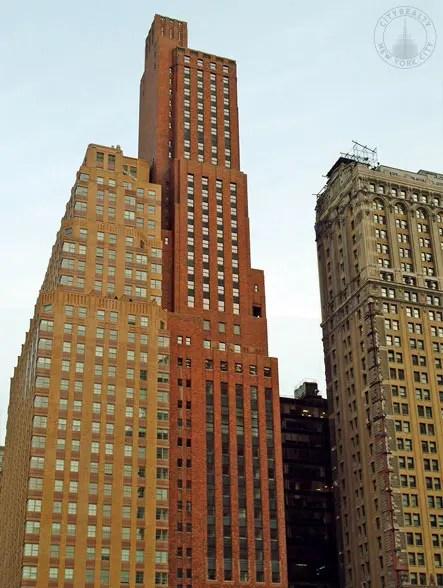 Downtown Club 20 West Street Nyc