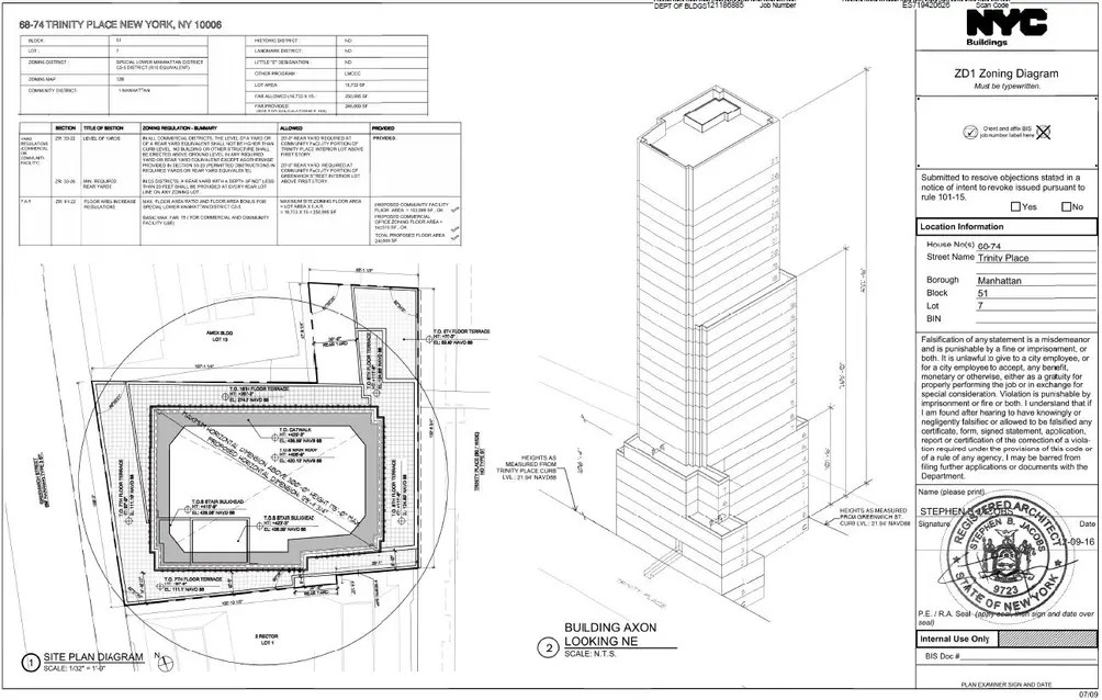 Plans Approved for Trinity Church's Community Center and