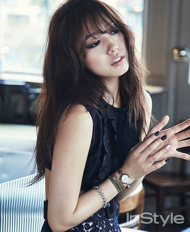 Park Shin Hye Hairstyle : hairstyle, Times, Looked