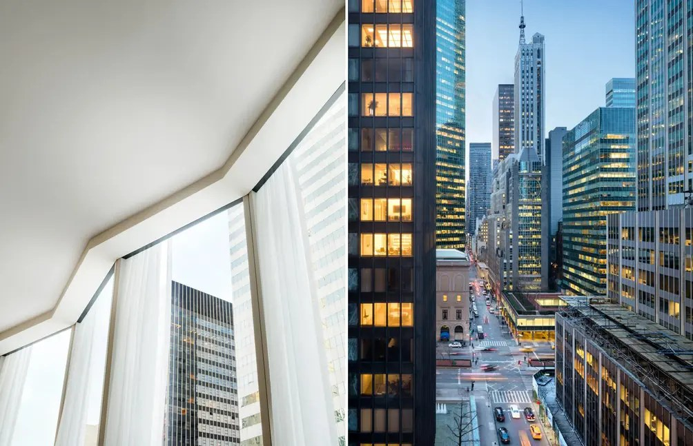 Foster Partners 100 East 53rd Street Is Complete