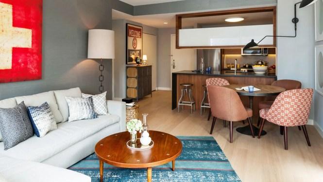 Gotham West 550 45th Street Nyc Al Apartments