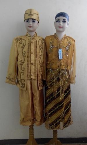 Nama Pakaian Adat Banten : pakaian, banten, Sunda