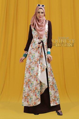 Gamis Tuneeca Model Baju Tuneeca Terbaru 2019 Ragam Muslim