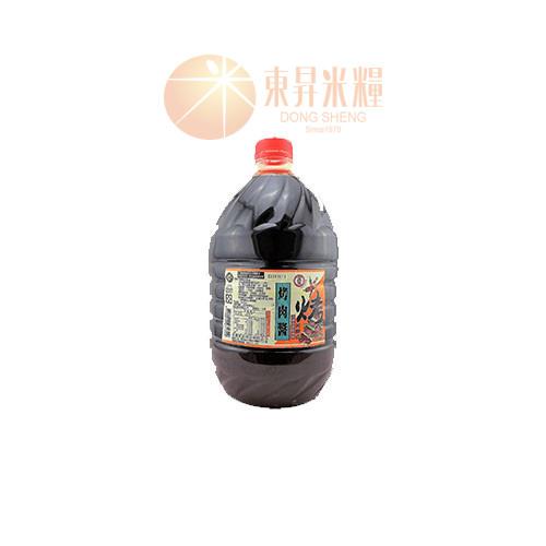 G032-6金蘭烤肉醬5L 美味食材的批發商 東昇米糧食品有限公司