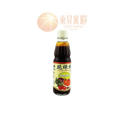 G047-5穀盛和風沙拉醬300ml 美味食材的批發商 東昇米糧食品有限公司