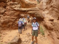 Fiery Furnace Hike  Arches National Park | Bob & Deb's ...
