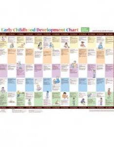 Early childhood development wall chart also rd edition child rh schoolhealth