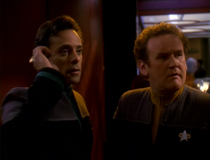 Julian Bashir: So I Guess Itu0027s Your Game Again.  Dr Bashir I Presume