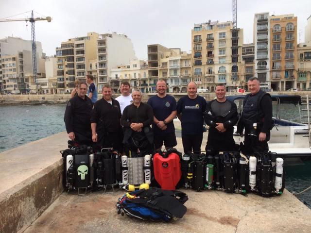 Fife renegades Malta 2016