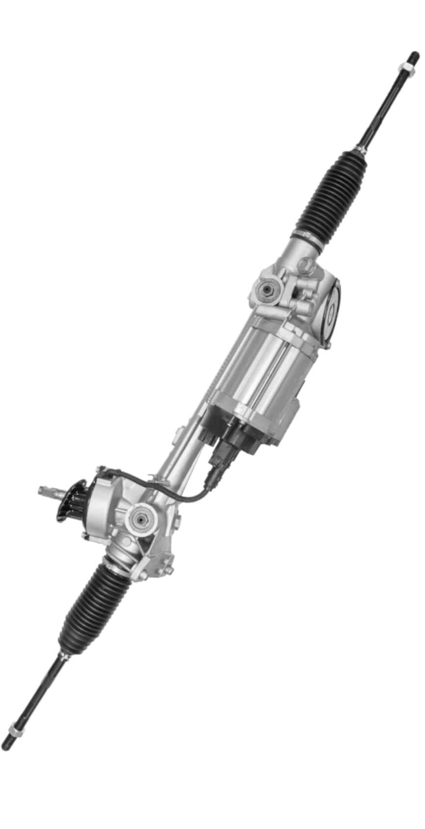 This is a generic electronic power steering rack.