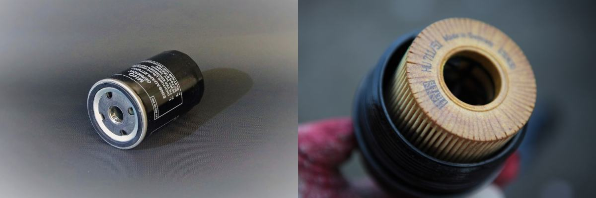 Don't forget the oil filter! It helps to keep the contaminants away from your engine.