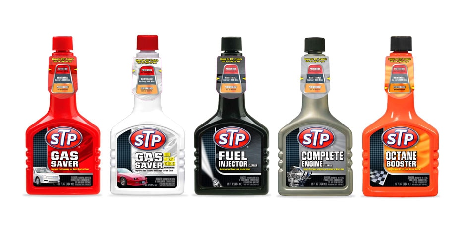 These are not your regular ketchup bottles! They are additives that can alters the properties of your engine oil.