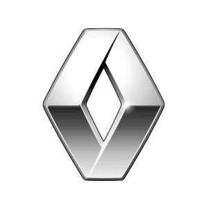 Renault's brand logo.