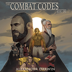 the combat codes audiobook