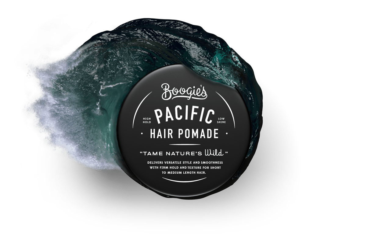 boogie pacific hair pomade