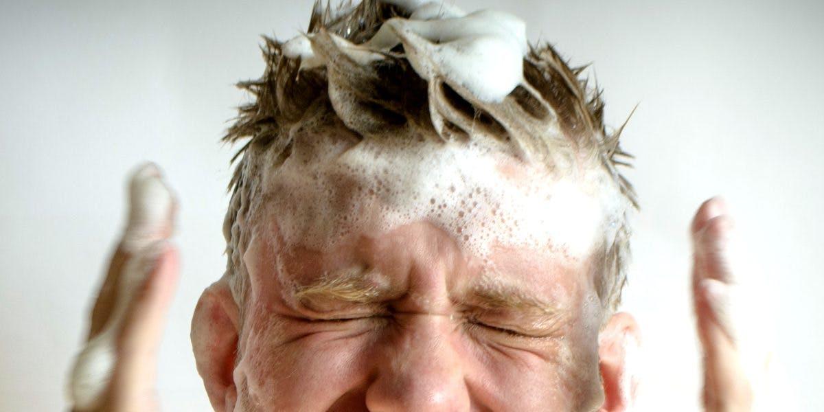Why Shampoo Makes Your Eyes Sting  Dollar Shave Club