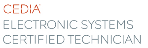 CEDIA Electronic Systems Certified Technician
