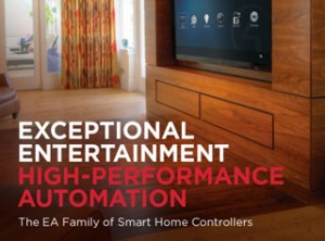home entertainment control systems