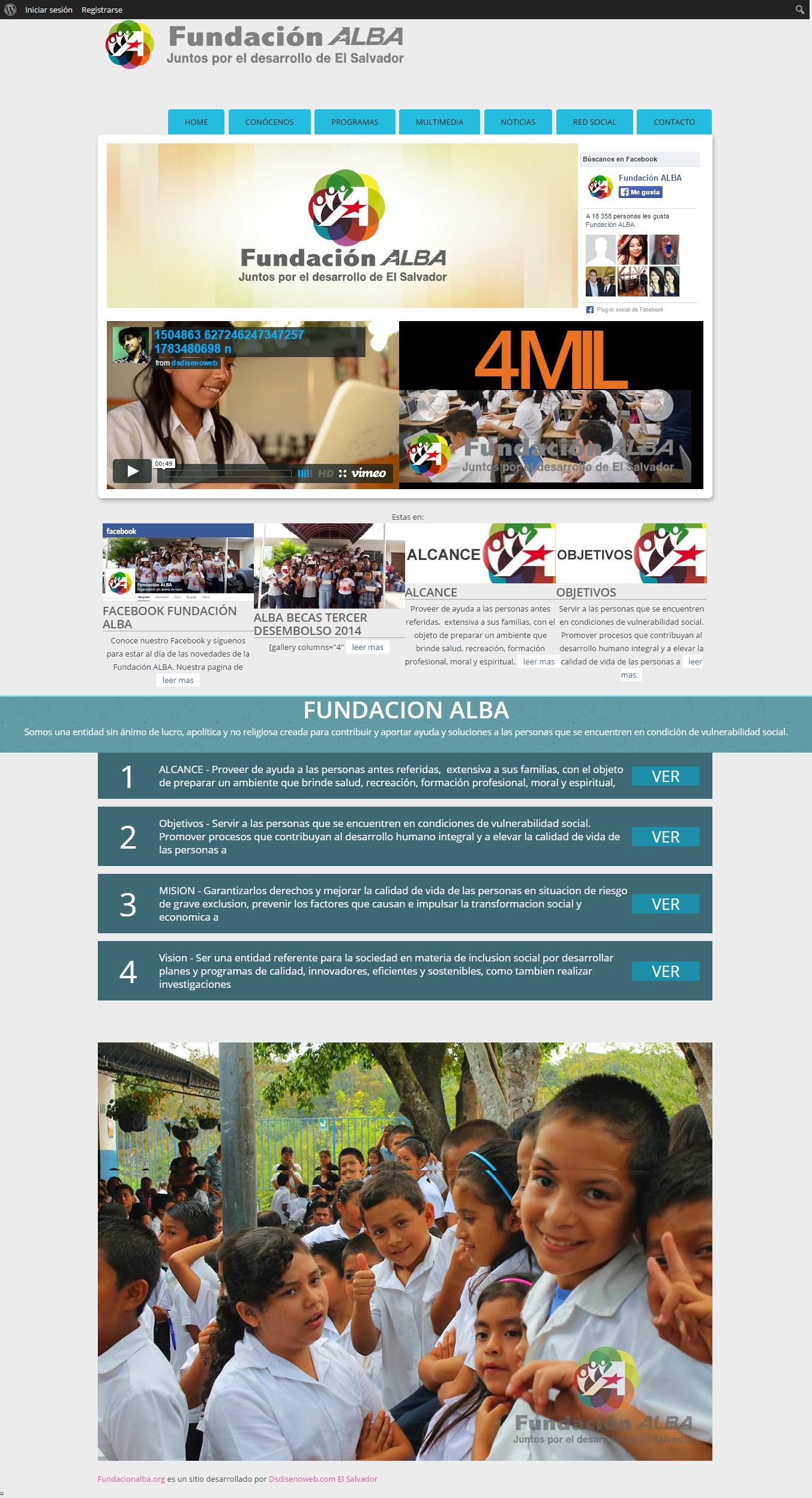 fundacionalba.org