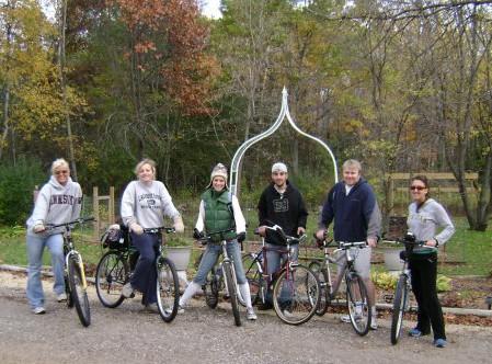 2007 Winehaven Bike Tour