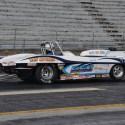 Corvette on starting line