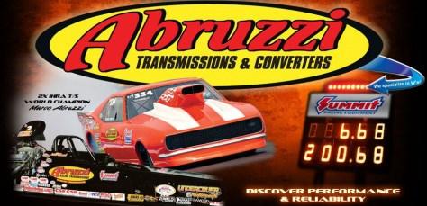 Abruzzi Racing logo