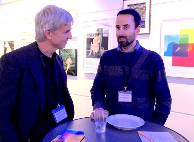 Stuart DSE Consulting with Dr. Andrei Borshchev AnyLogic