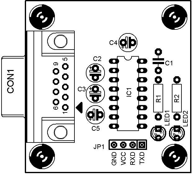 RS232 Level Converter