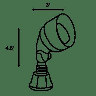 WW-156- Directional lights and wallwashers
