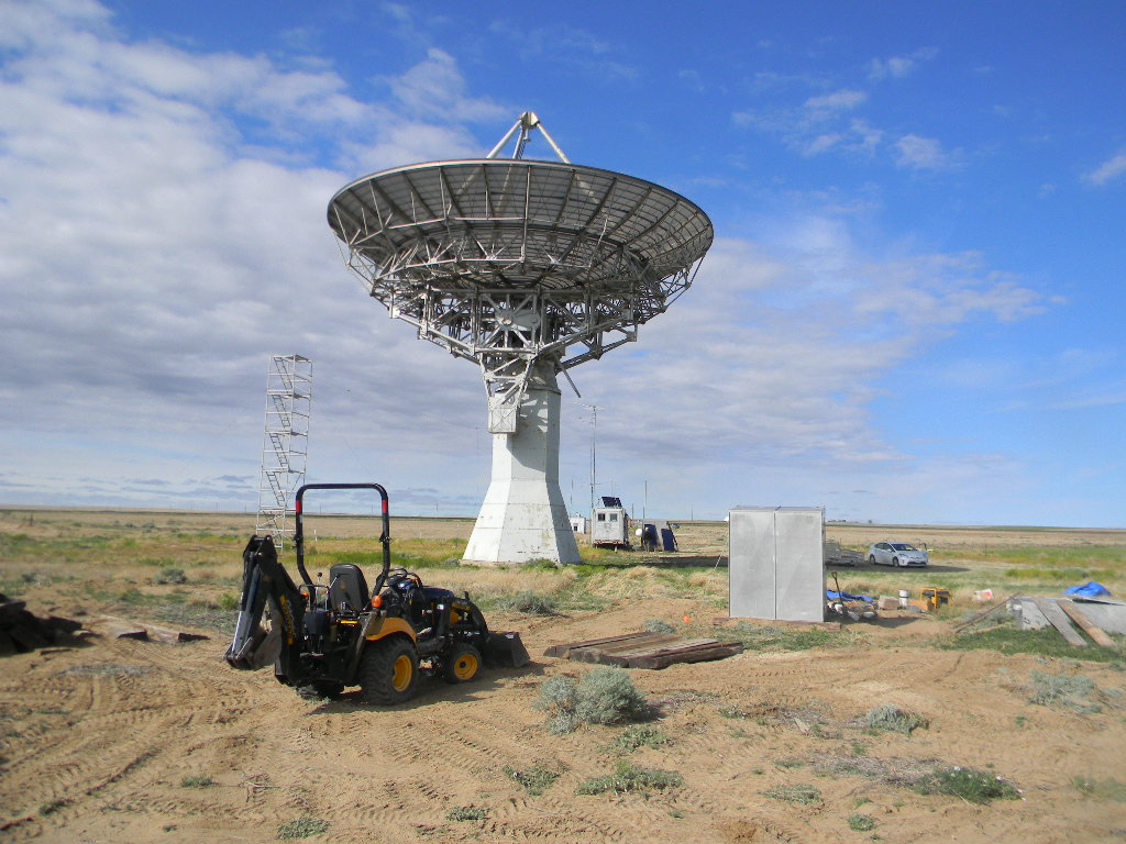 Ham Radio Posts Deep Space Exploration Society