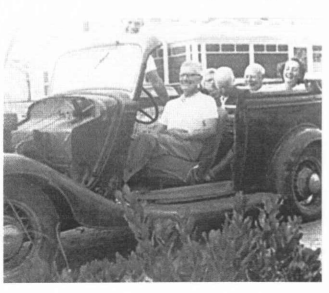 1933 beach buggy, dewey beach history, delaware, sussex county