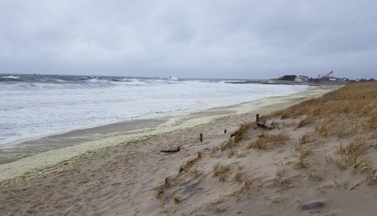 Northside in Delaware seashore state park