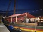 viking ship, Draken Harald Hårfagre, sussex county, delaware,