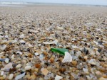 lewes, sussex county, sea glass, beach combing