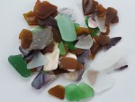 sea glass hunting, delaware, sussex county